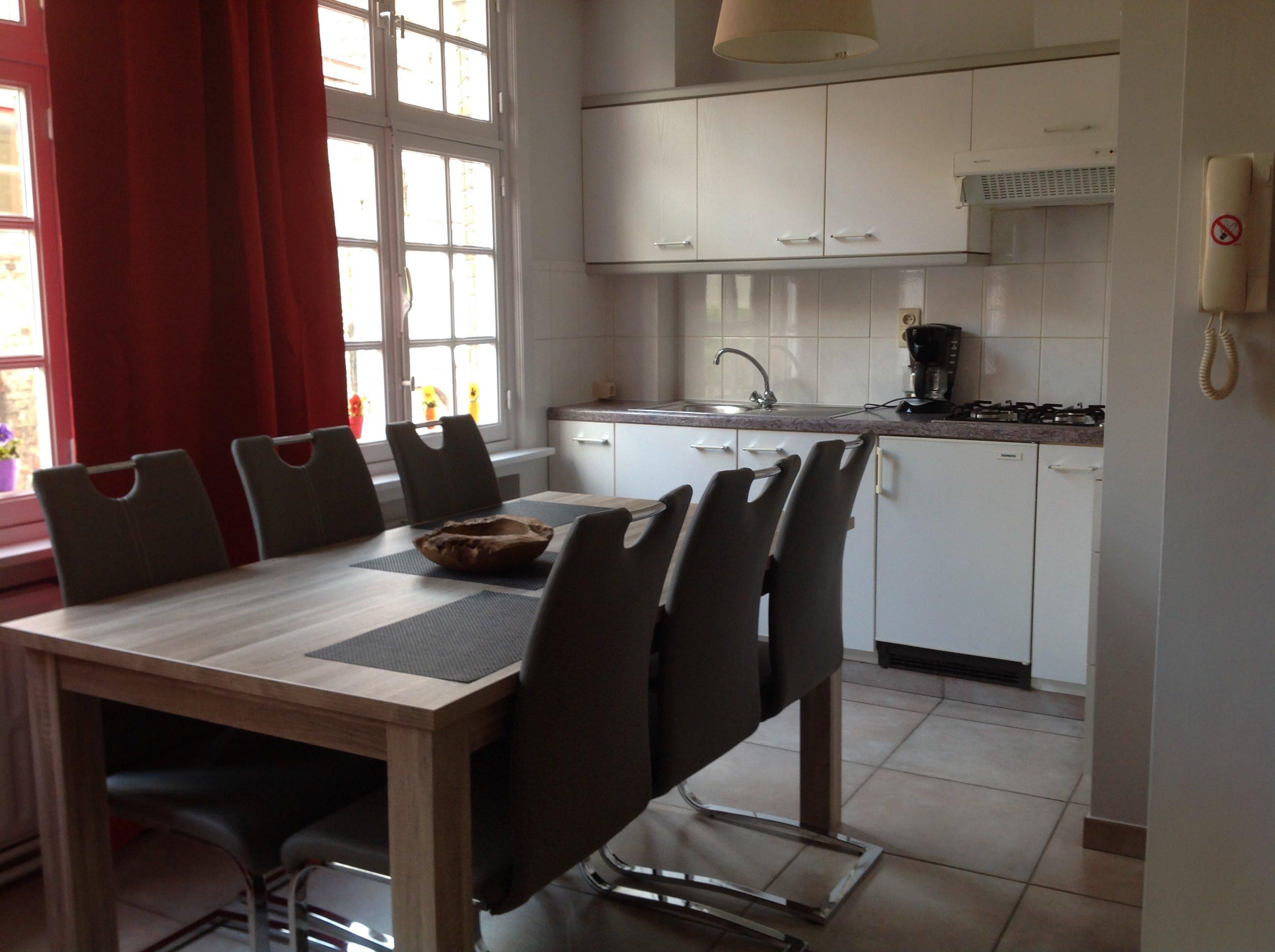Brugge - Apt 2 Slpkmrs/Chambres - Beertje